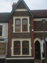 Thumbnail 2 bed terraced house to rent in Strathnairn Street, Cardiff, Cardiff