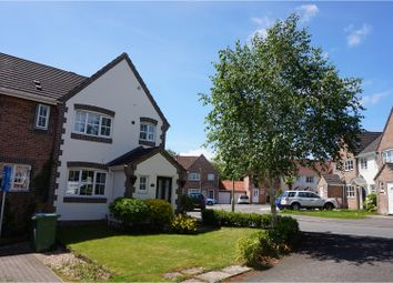 Thumbnail 4 bed end terrace house for sale in John Bunyan Close, Whiteley
