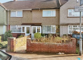 Thumbnail 2 bed terraced house for sale in Sedgemoor Drive, Dagenham