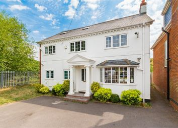 Thumbnail 6 bed detached house to rent in Coppermill Road, Wraysbury, Berkshire