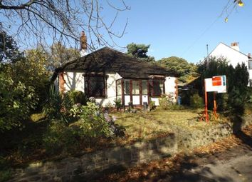 Thumbnail 3 bedroom bungalow for sale in Offerton Green, Offerton, Stockport, Cheshire