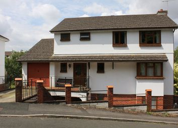 Thumbnail 6 bedroom detached house for sale in Bunting Close, Ogwell, Newton Abbot