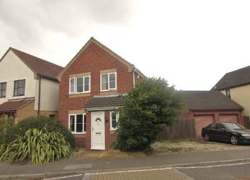 Thumbnail 3 bed detached house to rent in Friars, Capel St Mary, Ipswich
