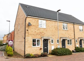 Thumbnail 2 bed end terrace house for sale in Flinders Drive, Hempsted