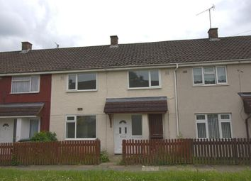 Thumbnail 3 bed terraced house for sale in Landseer Court, Corby, Northants