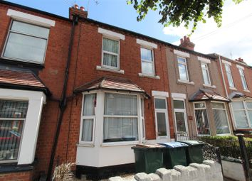 Thumbnail 4 bed terraced house for sale in Queensland Avenue, Coventry