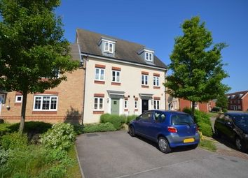 Thumbnail 3 bedroom town house to rent in Teal Avenue, Soham, Ely