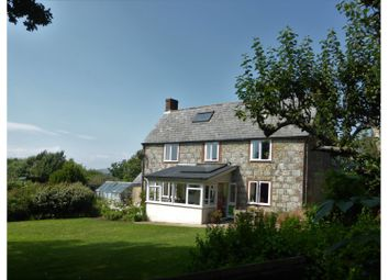 Thumbnail 5 bed detached house for sale in Gladices Lane, Ventnor