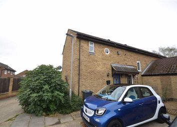 Thumbnail 1 bed end terrace house for sale in Lime Close, Stevenage