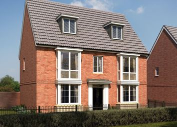 """Thumbnail 5 bedroom detached house for sale in """"Emerson"""" at Old Rydon Ley, Exeter"""