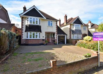 Thumbnail 4 bed detached house for sale in Belmont Rise, Sutton