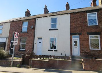 Thumbnail 3 bed terraced house for sale in Greenside, Mapplewell, Barnsley