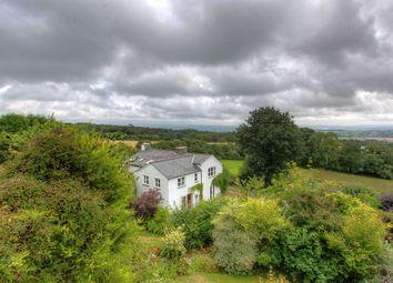 Thumbnail 5 bed detached house for sale in Mount Pleasant Cottage, Mount Pleasant, Harrowbarrow, Callington, Cornwall