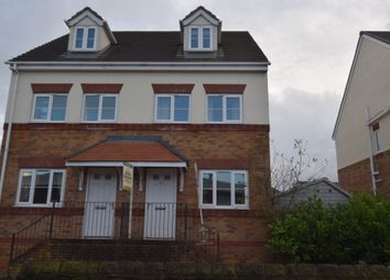 Thumbnail 4 bed semi-detached house for sale in Flass Lane, Barrow-In-Furness