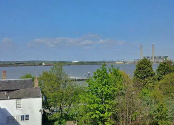 Thumbnail 1 bed flat to rent in Thamesview Court, High Street, Gravesend, Kent