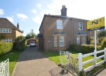 Thumbnail 3 bed semi-detached house for sale in The Common, Holmer Green, High Wycombe