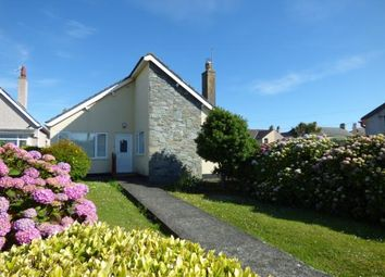 Thumbnail 3 bedroom bungalow for sale in Seabourne Road, Holyhead, Anglesey
