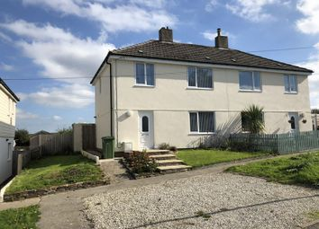 Thumbnail 3 bed semi-detached house to rent in Sunderland Avenue, St. Eval, Wadebridge