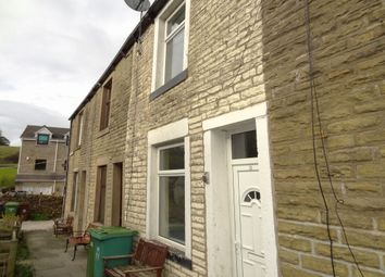 Thumbnail 2 bed terraced house for sale in Railway Street, Foulridge, Colne
