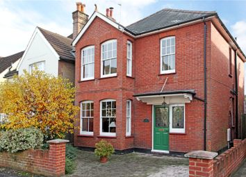 Thumbnail 4 bed detached house for sale in Wolseley Road, Godalming, Surrey