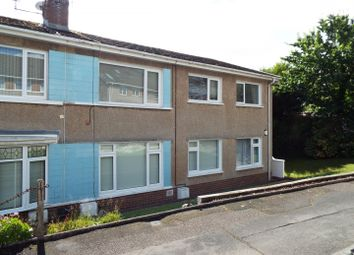 Thumbnail 3 bedroom flat for sale in Dolgoy Close, West Cross, Swansea