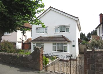 Thumbnail 4 bed detached house for sale in Ponsford Road, Minehead
