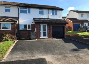 Thumbnail 4 bed semi-detached house for sale in Regents Way, Minehead