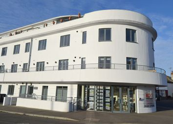 Thumbnail 2 bed flat for sale in Kingsdown Park, Tankerton, Whitstable