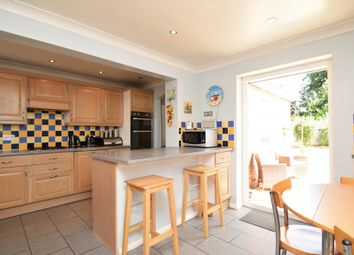 Thumbnail 4 bedroom semi-detached house for sale in Lawford Crescent, Yateley