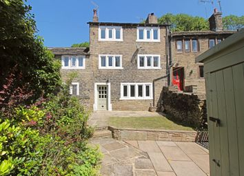 Thumbnail 2 bed cottage for sale in Radcliffe Road, Slaithwaite, Huddersfield