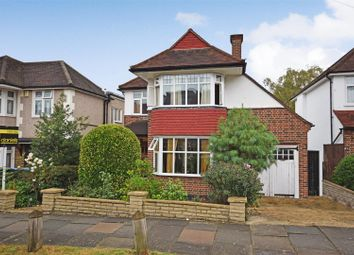 Thumbnail 3 bed detached house for sale in Bengeworth Road, Harrow-On-The-Hill, Harrow