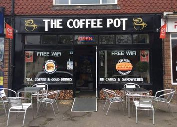 Thumbnail Restaurant/cafe for sale in 314 Fernhill Road, Farnborough