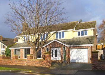 Thumbnail 4 bedroom detached house for sale in Sandgrove, Cleadon Village, Sunderland