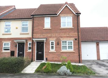 Thumbnail 3 bed town house for sale in Highfield Road, Huyton, Liverpool