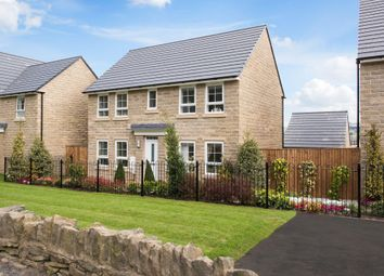 """Thumbnail 4 bed detached house for sale in """"Thornbury"""" at Helme Lane, Meltham, Holmfirth"""
