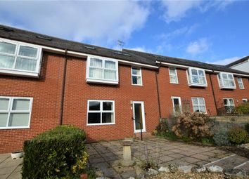 Thumbnail 2 bed flat for sale in Meadows Crescent, Streamers Meadows, Honiton, Devon