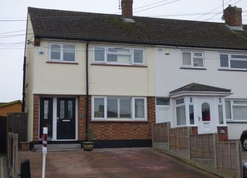 Thumbnail 3 bed property to rent in High Road, Laindon, Basildon