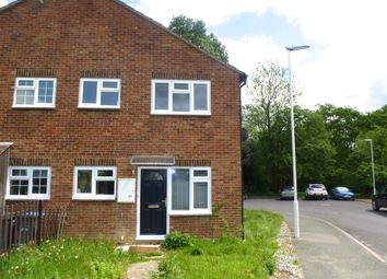 Thumbnail 1 bed end terrace house to rent in Sycamore Drive, East Grinstead, West Sussex