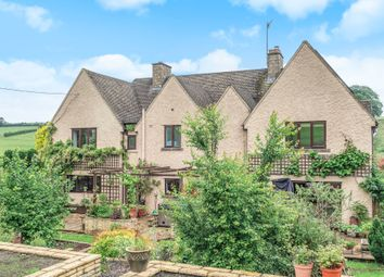 Thumbnail 5 bed detached house to rent in North Cerney, Cirencester