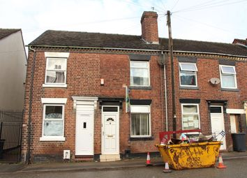 Thumbnail 2 bed property for sale in 54 Burnham Street, Stoke-On-Trent, Staffordshire