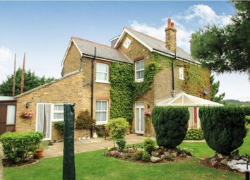 Thumbnail 4 bed detached house to rent in New Barn Road, Swanley