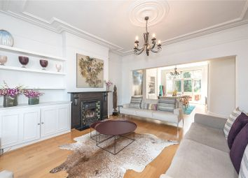 Thumbnail 5 bedroom terraced house for sale in Curzon Road, London