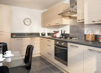 "Thumbnail 2 bed flat for sale in ""Stevenson"" at Fen Street, Wavendon, Milton Keynes"