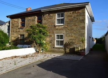 Thumbnail 3 bed cottage for sale in Robartes Terrace, Illogan, Redruth