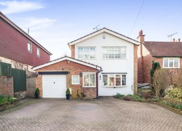 Thumbnail 3 bedroom detached house for sale in Tadworth, Surrey, England