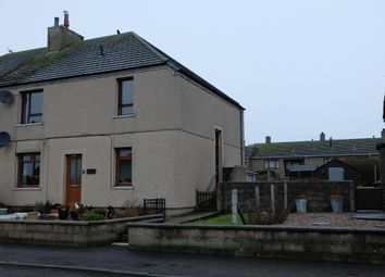 Thumbnail 2 bed flat for sale in Willowbank, Wick