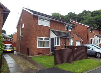 Thumbnail 2 bed semi-detached house for sale in Riverside Drive, Stoneclough, Manchester