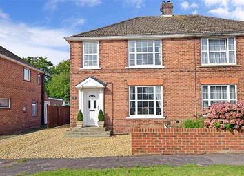 Thumbnail 3 bed semi-detached house for sale in Wigan Crescent, Havant, Hampshire