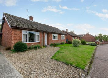 Thumbnail 3 bed detached bungalow for sale in St. Helena Way, Horsford, Norwich