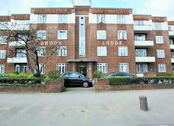 Thumbnail 4 bed flat to rent in North Circular Road, Golders Green